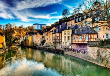 Piatra Neamt - Luxemburg